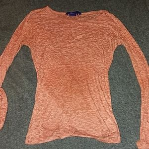 Women's xl Miley Cyrus and Max Azria Long Sleeve.